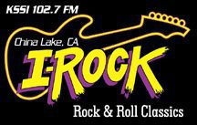 I-Rock KSSI 102.7FM China Lake, CA