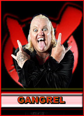 Gangrel The Vampire Warrior