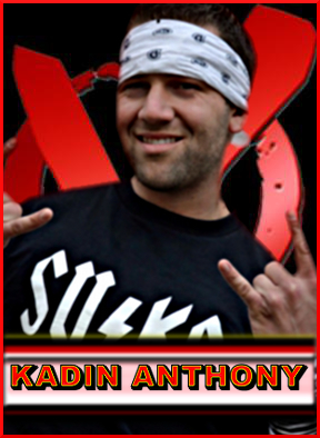 Kadin Anthony - Vendetta Pro Wrestling Heavyweight Champion