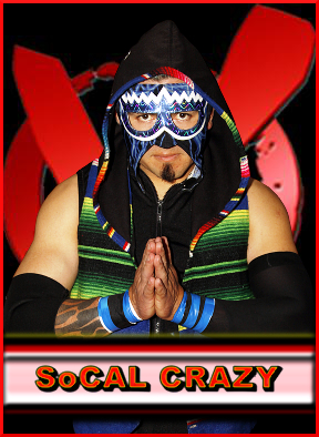 SoCal Crazy - Interim Vendetta Pro Wrestling Heavyweight Champion