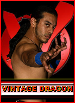 Vintage Dragon - NWA International Tri-Force Champion